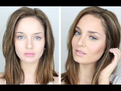 Flawless Foundation Routine Cream Contouring Youtube