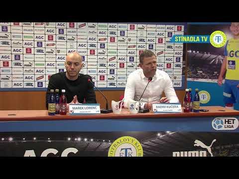 Tisková konference hostujícího týmu po utkání Teplice - Ostrava (24.2.2018)