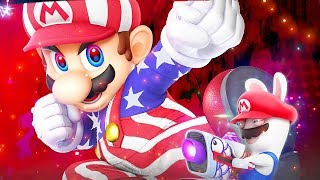 CE LAPIN CRÉTIN POSSÈDE MARIO ! | Super Smash Bros Ultimate #2