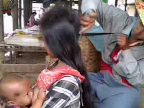 Hair Trade On The Rise In Burma YouTube