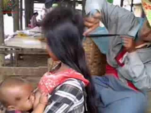 Hair Trade On The Rise In Burma YouTube
