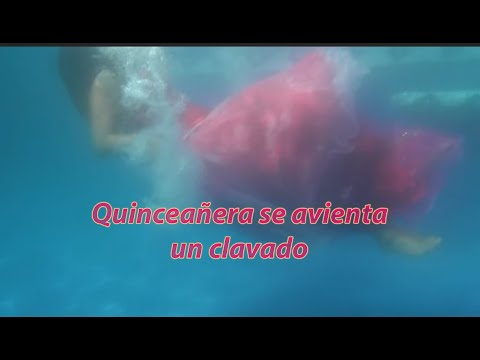 Video HD Wet The Dress XV Añera Gaby