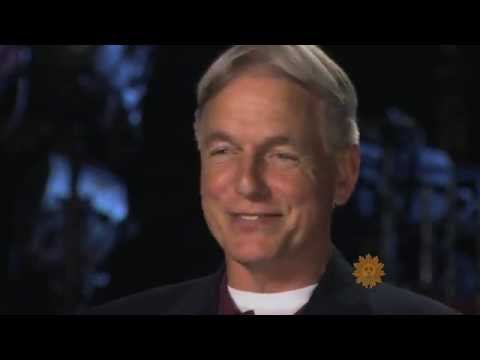 Mark Harmon on CBS Sunday 5th May 2013