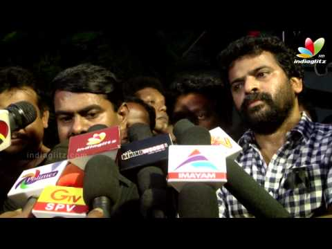 Seeman and Sathyaraj talks about Director Manivannan | Last Respect to Manivannan