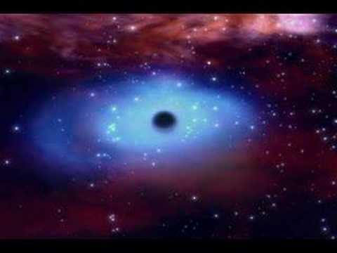 Black Hole Montage - NASA Galaxy Big Bang - PHJ - www.PHJ.ca