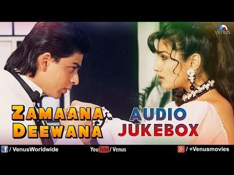 Zamaana Deewana Audio Jukebox | Shahrukh Khan, Raveena Tandon |