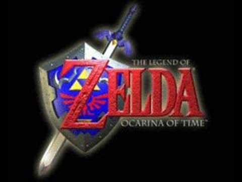 Ocarina of Time: Zora's Domain