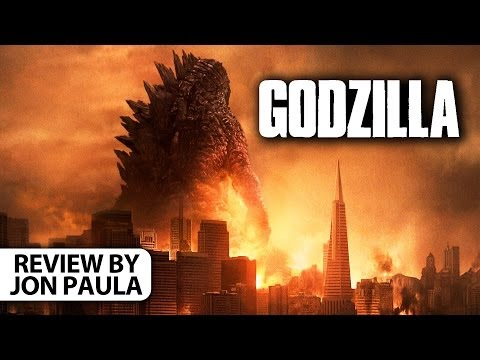 Godzilla -- Movie Review #JPMN