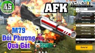 [Garena Free Fire] TRẬN 3 Đại Chiến Quân Đoàn AFK | AS Mobile