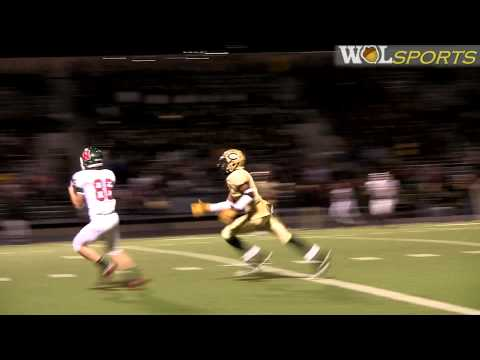 TWHS The Woodlands vs. Conroe High School Football Highlights, 2009