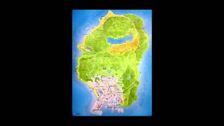 GTA 5 - OFFICIAL MAP LEAKED!!