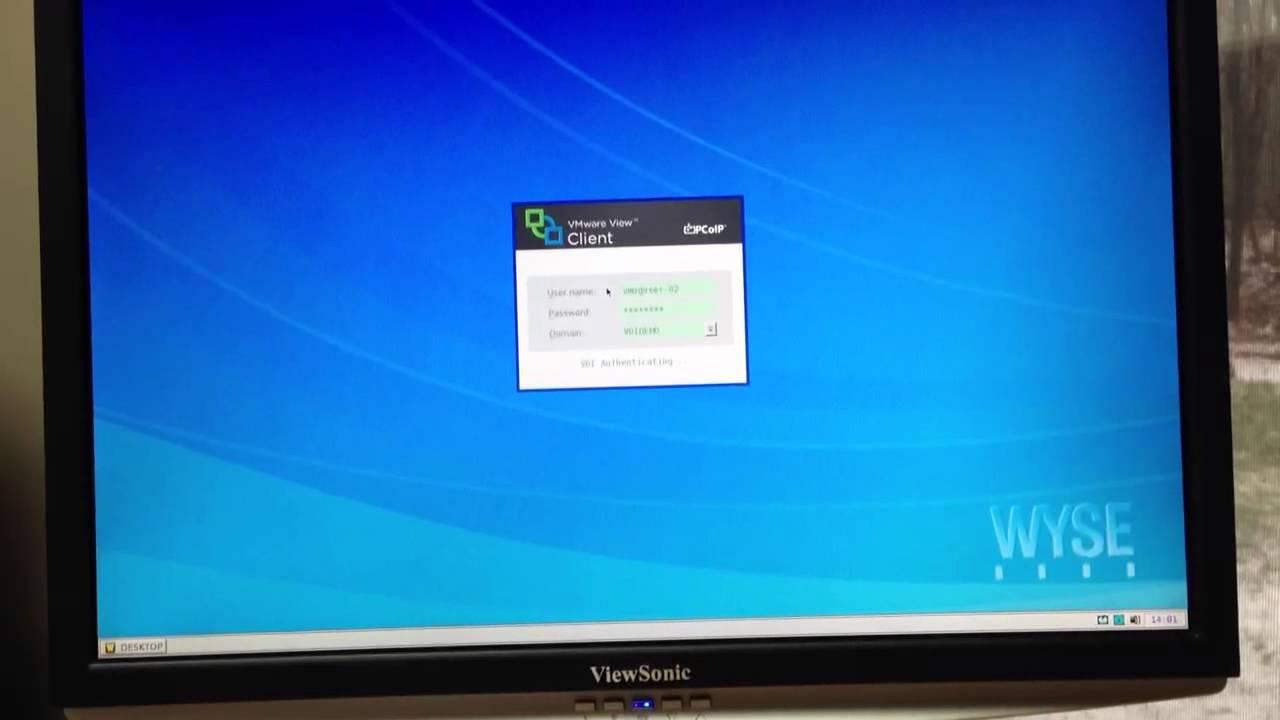 vmware client