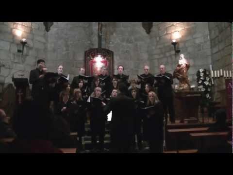Juozas Naujalis - Tres cantus sacri in Parasceve