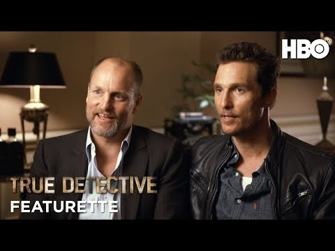 True Detective Season 1: Woody Harrelson & Matthew McConaughey's Fight Scene (HBO):