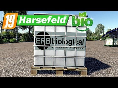 LS19 Harsefeld 2k19 BIO #9 - Alle BIOBALLEN sind verladen und abtransportiert | Farming Simulator 19
