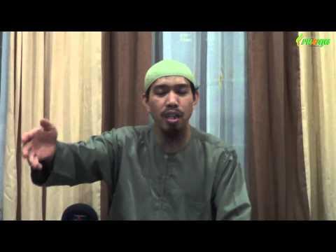 Ust. Muhammad Rofi'i - Pembatal - Pembatal Keislaman  (Membuat Wasilah Antara Dirinya Dan Allah)