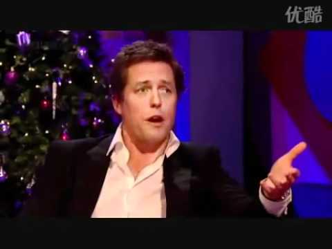 Hugh Grant on Friday Night with Jonathan Ross 18-12-2009 Part 1