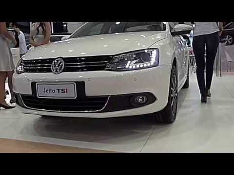 SHOWROOM 2013 Volkswagen Jetta 2.0 TSI @ Salão do Automóvel de Curitiba