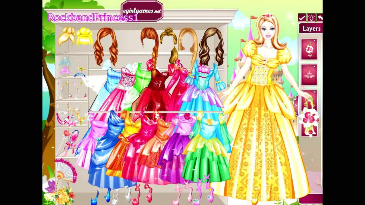princess free games to play