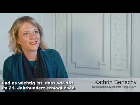 Ready! - Botschafterin Kathrin Bertschy, Nationalrätin GLP/BE