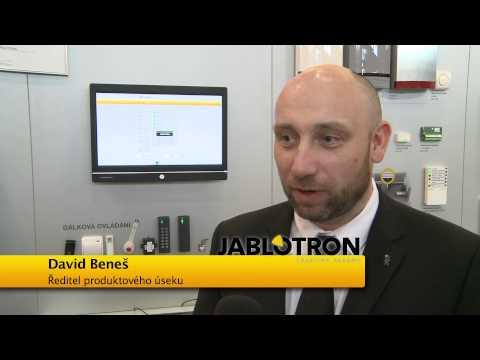 http://www.jablotron.com/ Koncem b�ezna se na brn�nském výstavišti konal mezinárodní veletrh elektroniky a elektrotechniky AMPER. Tuto unikátní p�ehlídku žhavých novinek a aktuálních...