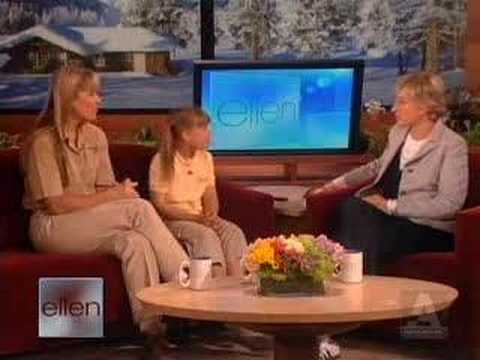 Interview Terri and Bindi Irwin on TEDS
