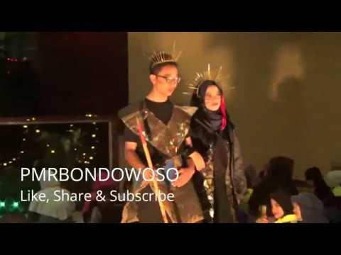 Lomba Recycle Fashion Design Laga Paramaduta XII