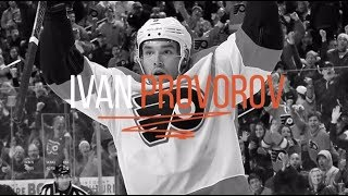 First NHL Goal Ivan Provorov