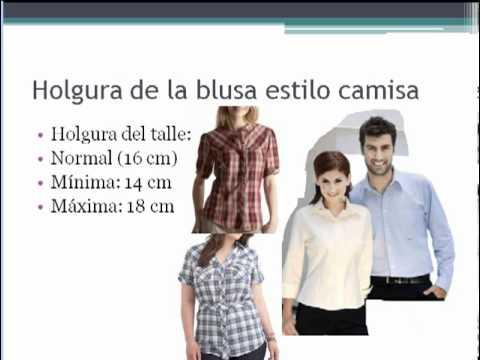Patrones de blusas de http://patronesderopa1.com