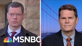 Coast Guard Lt. Allegedly Wanted To Carry Out Terror Attack | Velshi & Ruhle | MSNBC