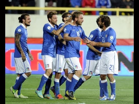 Armenia 1-3 Italy - Azzurri cruise to World Cup qualifying win