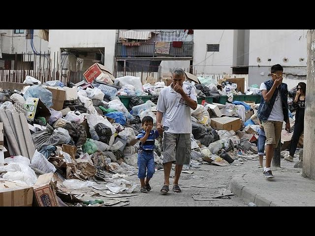 Lebanon: government pledges to protect protesters at rubbish rally