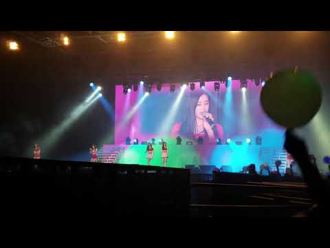 [4K] 170923 Apink 에이핑크《Always》 Hong Kong Pink Up Concert Fancam