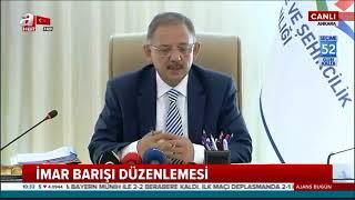 Download Lagu M  Hüseyin Bağçeci   Çevre ve Şehircilik Bakanı Mehmet Özhaseki İmar Barışı ile ilgili açıklamalar y Gratis STAFABAND