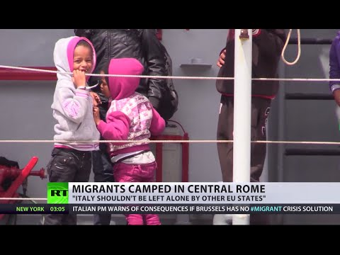 Italy threatens EU with 'plan B that would hurt' if no solidarity in migrant crisis
