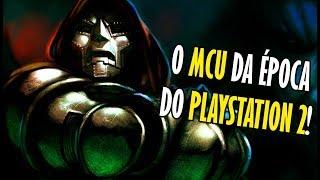 Um dos melhores jogos da Marvel de todos os tempos!