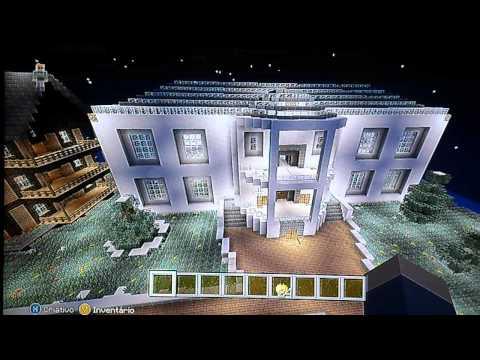 Minecraft Xbox 360    Fulapolandia 1