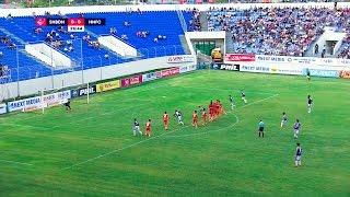 HANOI FC vs SHB Da Nang ( 2 - 1 ) | Vleague 2019 | Round 21