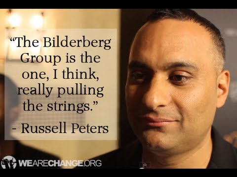 Russell Peters on 9/11 & Bilderberg