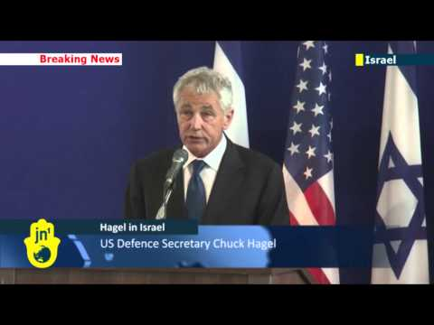 Hagel in Israel: US Defense Secretary Chuck Hagel confirms unprecedented arms sales