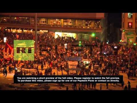 Turkey: Crowds jubilant in 'liberated' Taksim Square