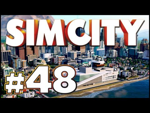 SimCity: Ep 48 - Big Ben & Feedback!