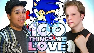 100 Things We LOVE about Sonic Adventure - Nitro Rad