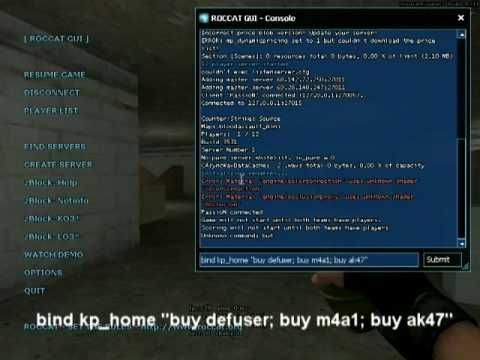 APP | Counter-Strike Source Tutorial [ Quick Buying ]