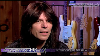 Rudy Sarzo discusses Yngwie Malmsteen - 2008