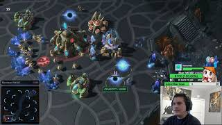 StarCraft LOTV Cannibious Build