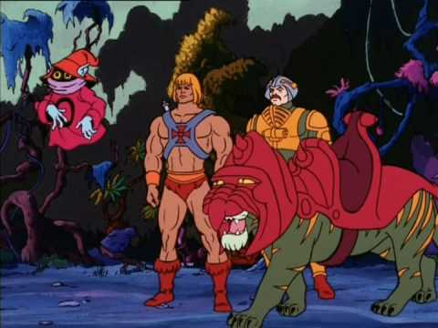 He-Man - Disappearing Act