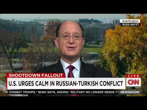 Congressman Sherman on CNN Discussing Russia-Turkey Conflict and Combating ISIS