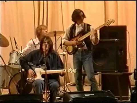 Чиж & Co Презентация альбома 'Перекрёсток' 1995 год