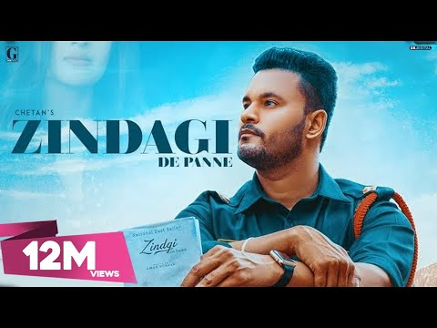 Zindagi De Panne (Full Song) Chetan | Latest Punjabi Songs 2018 | Geet MP3